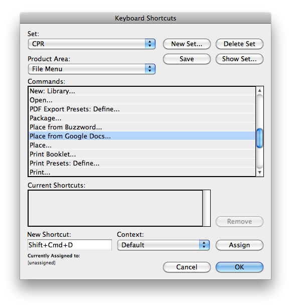 DocsFlow user guide » Em Software