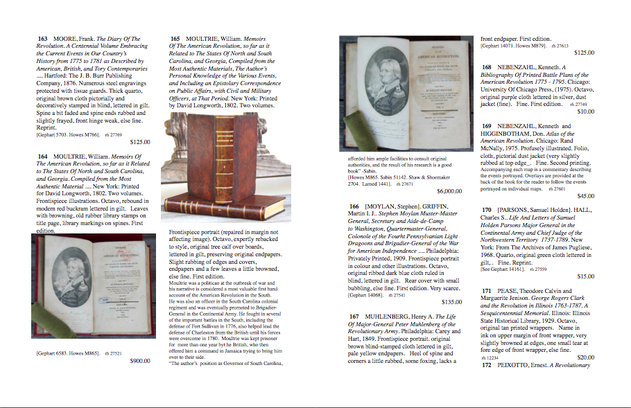 InData builds antiquarian books catalog