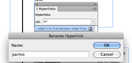 Change Name of URL Hyperlink